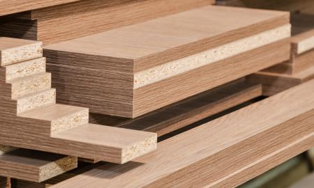 Fire retardant wood
